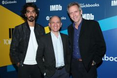 Hugh Laurie - The IMDb Studio at Toronto 2019 - Sep 06th